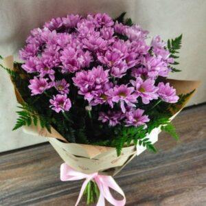 Цветы хризантемы - заказать в интернет-магазине в Киеве
