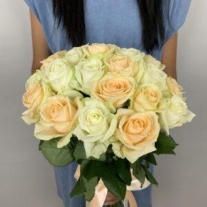 Заказать недорогой букет цветов в Киеве